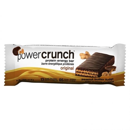 Power Crunch Protein Bar Peanut Butter Fudge