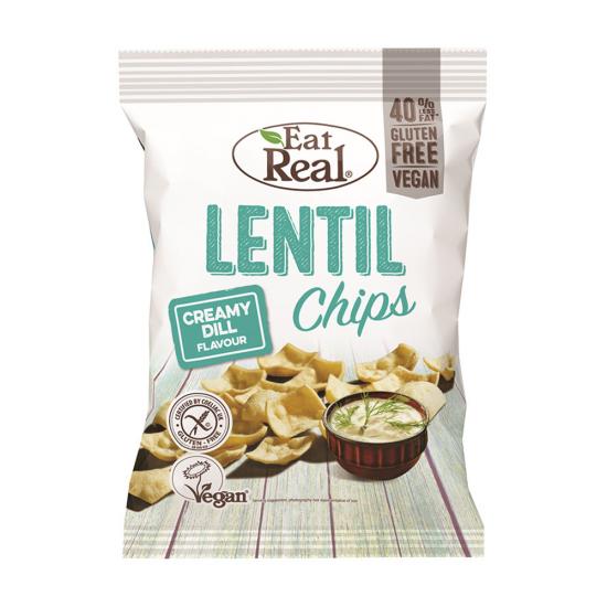 Eat Real - Lentil Chips