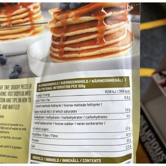 pancake & waffle mix White chocolate