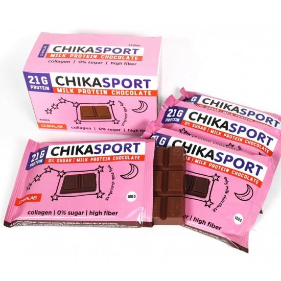Milk Chocolate CHIKALAB