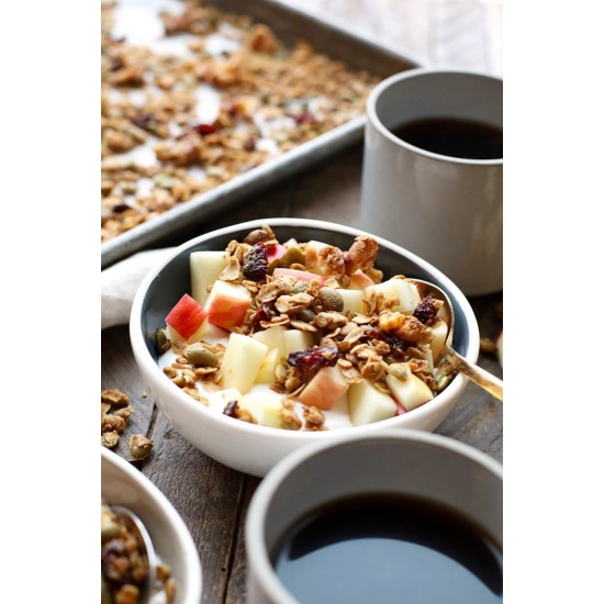 Granola Honey And Flax Seeds FEEL FIT