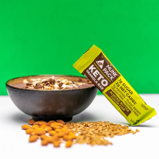 Granola Almond Butter Cocoa Chip Munk Pack