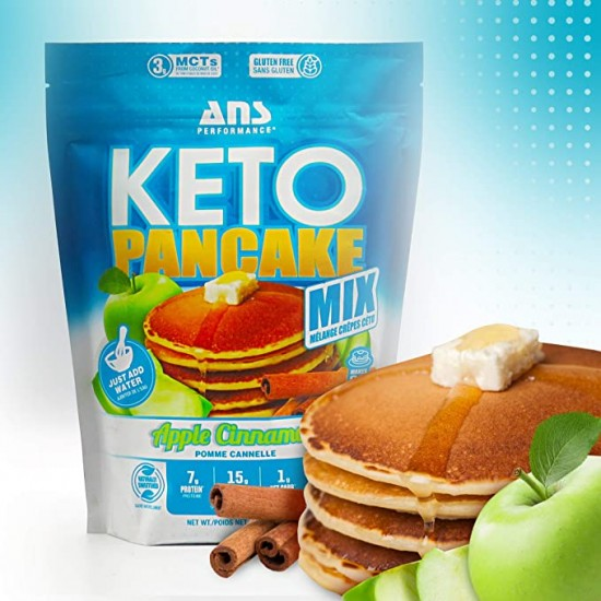 Ans performance Keto Pancake Apple Cinnamon