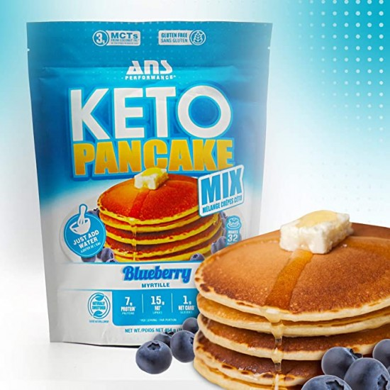 Ans performance Keto Pancake Blueberry