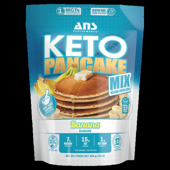 Ans performance Keto Pancake Banana