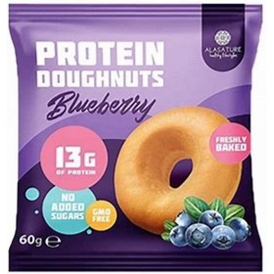 Alasature Protein Donut Blueberry