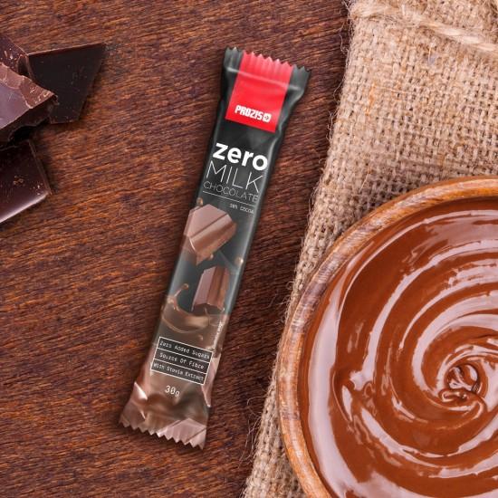 Prozis Zero Milk Chocolate Bar